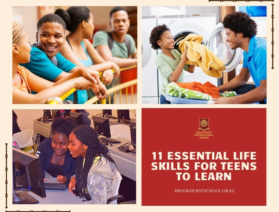 11 Essential Life Skills For Kenyan Teens To Learn