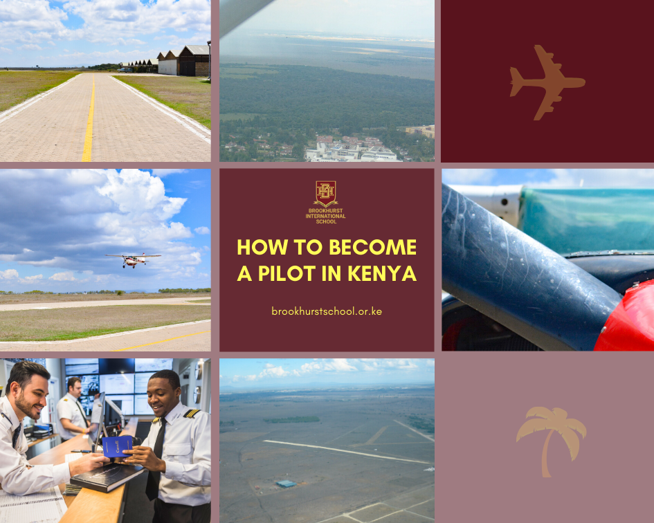 How Do I Become A Pilot In Kenya